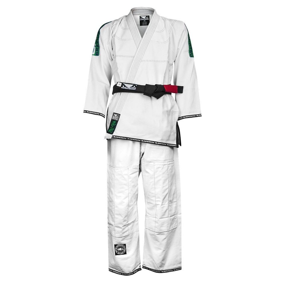 Bad Boy MMA Competition White